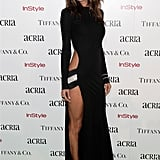 Alessandra Ambrosio Showed Leg — in No Small Amount at All