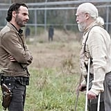 An Emotional Moment With Hershel