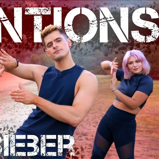 "Fitness Marshall Dance Workout Set to ""Intentions"""