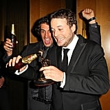 2012: Andy Lee and Hamish Blake