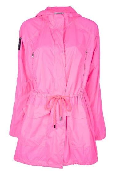 When the storms come, cover up in this fun lightweight anorak.