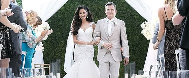 Rob Dyrdek and Bryiana Noelle Wedding Pictures