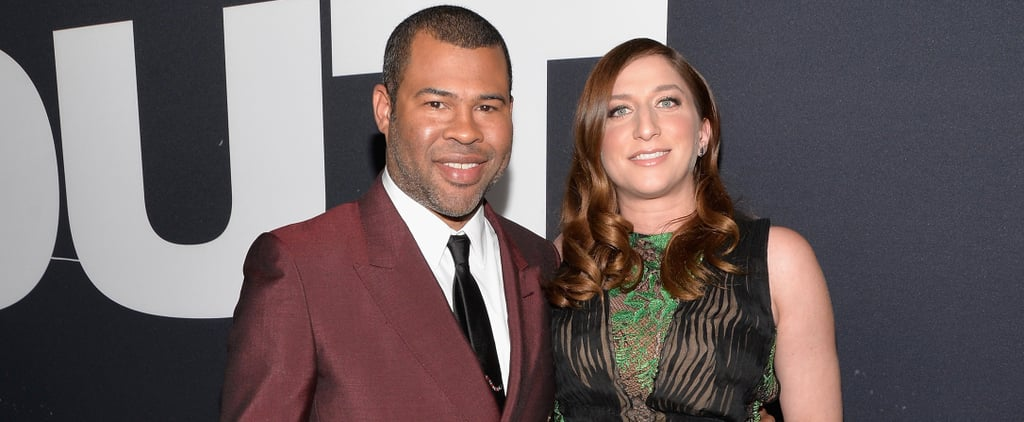 Jordan Peele and Chelsea Peretti Welcome First Child