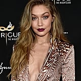 Her Dress Was Low Cut and Very Sexy — by Far Her Most Standout Look Yet