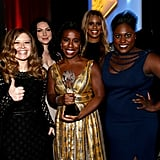 The Orange Is the New Black girls practically glowed with their win at the Critics' Choice Television Awards.