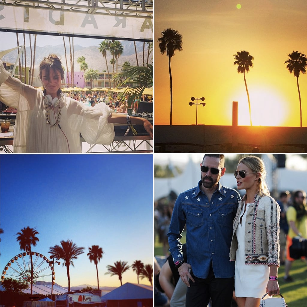 Live Vicariously Through the Most Stylish Coachella Instagrams