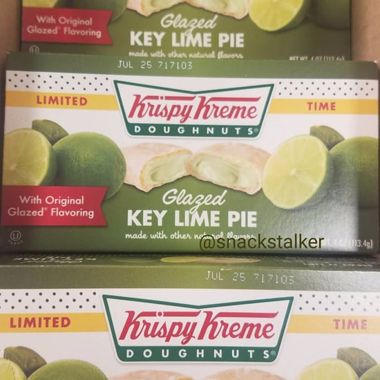 Where to Buy Krispy Kreme Key Lime Pie