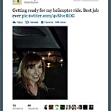 Kari Byron of MythBusters might have the best job in the world.