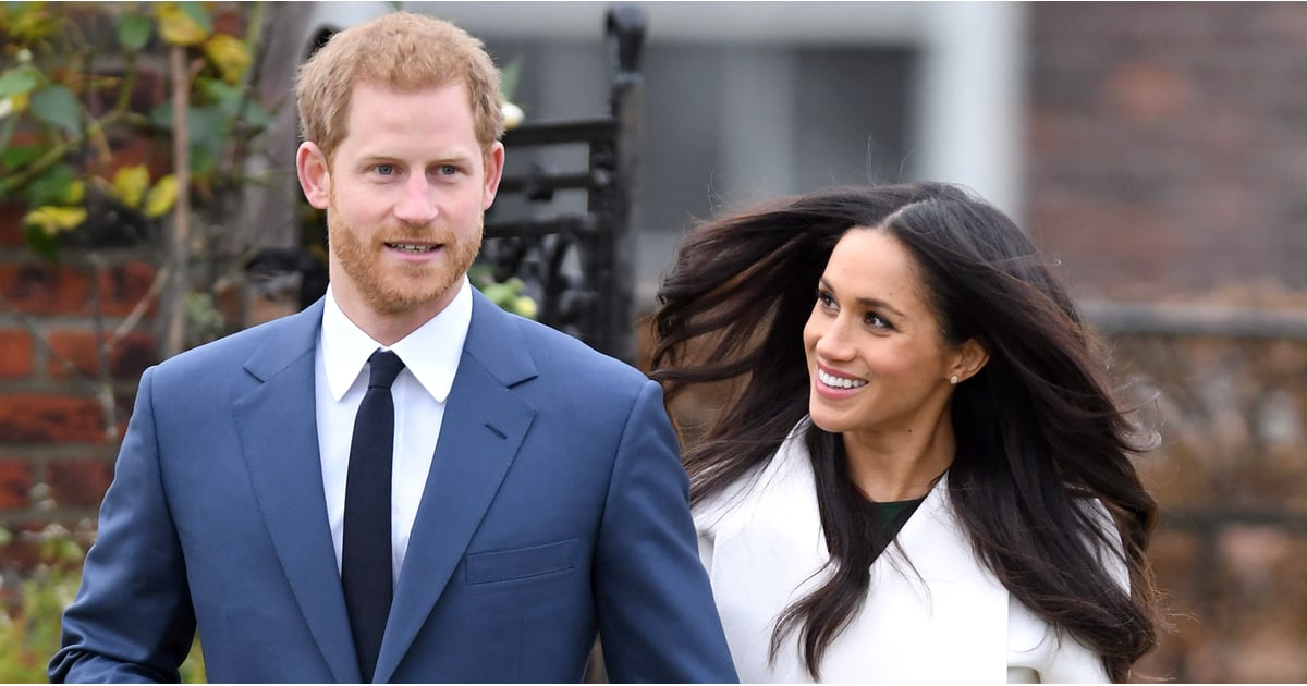 Guests At Prince Harry And Meghan Markle S Wedding