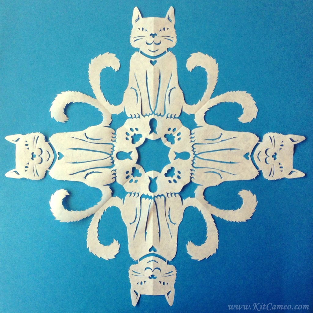 Snowflake Patterns To Cut Out New Design Inspiration