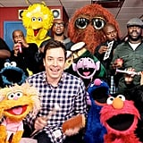 """Sesame Street"" With Sesame Street Characters"
