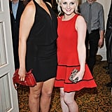 Evanna Lynchn and a Friend