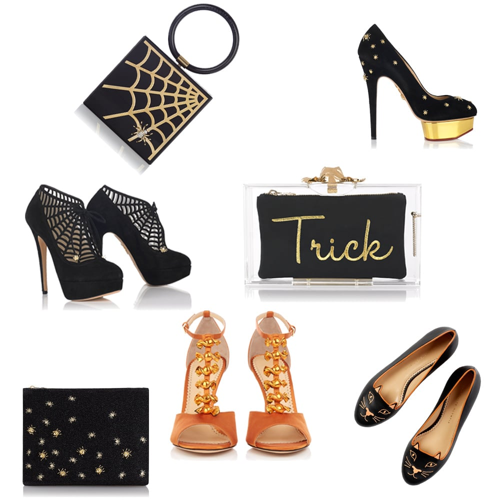 Charlotte Olympia FallWinter 2019 Shoes Bags: An Accessory to Murder