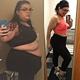 Alex Lost Her First 70 Pounds Tracking Her Food