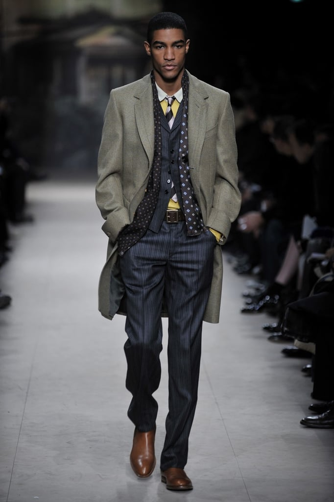 Paris: Paul Smith Men's Fall 2009