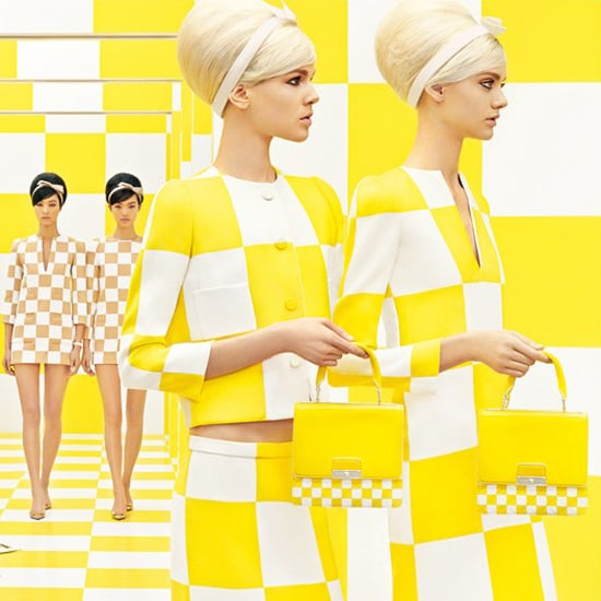 Louis Vuitton Spring 2013 Ad Campaign Pictures