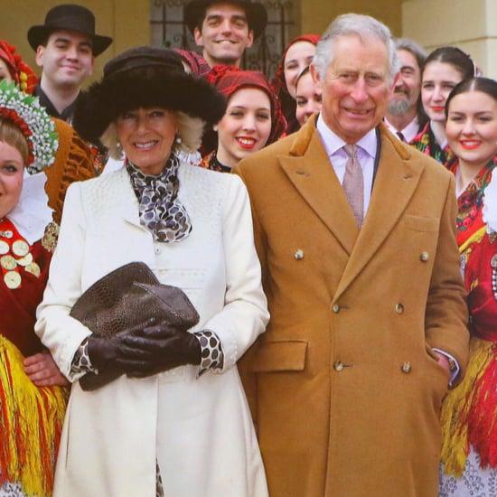 The Royal Family Christmas Card 2016