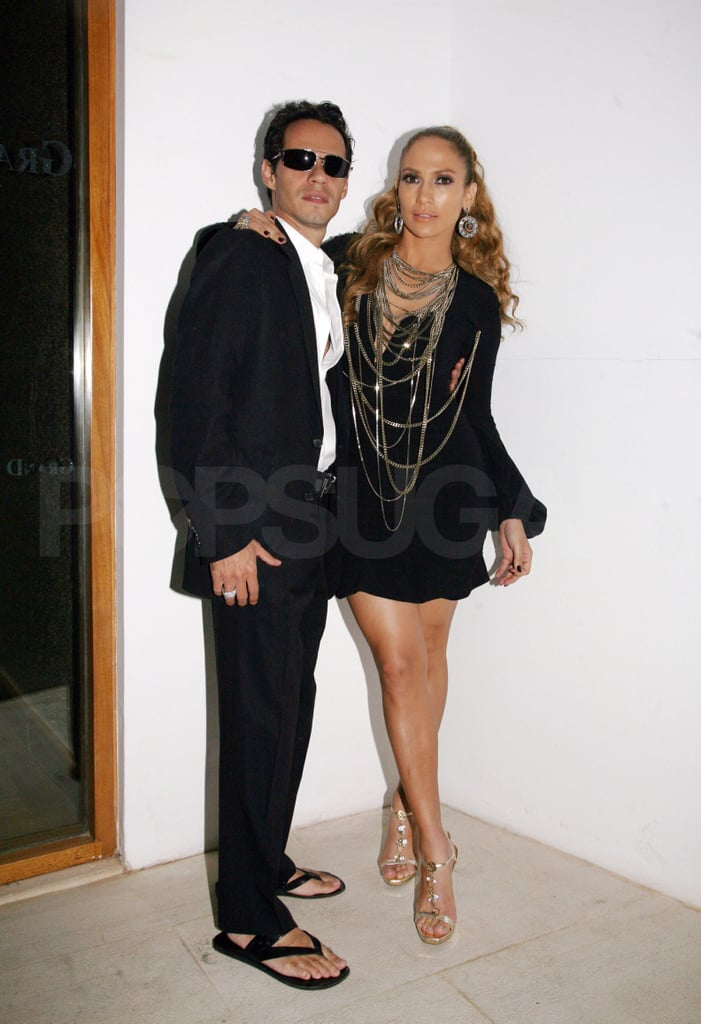 J Lo and Marc