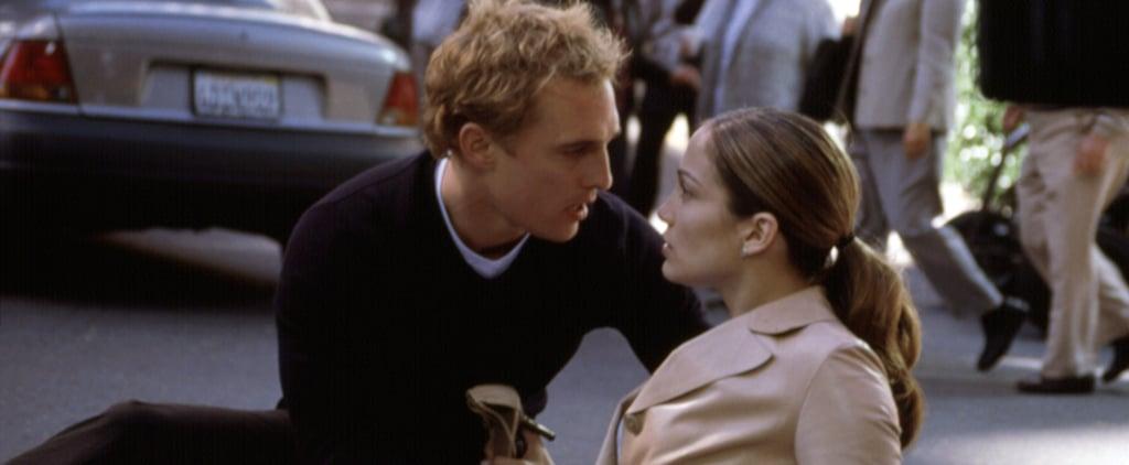 Jennifer Lopez, Matthew McConaughey Wedding Planner Reunion