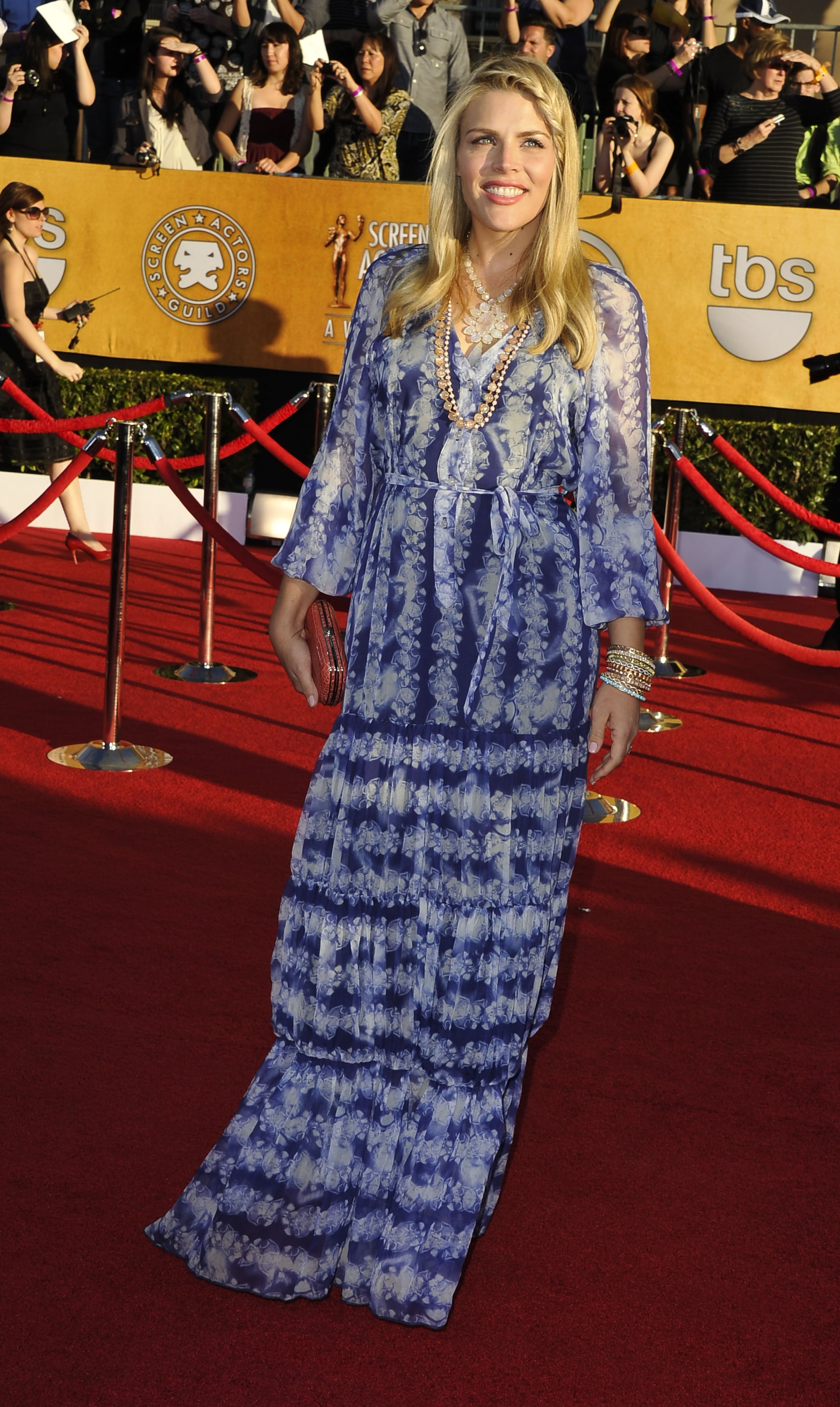 Busy Phillips at the SAG Awards