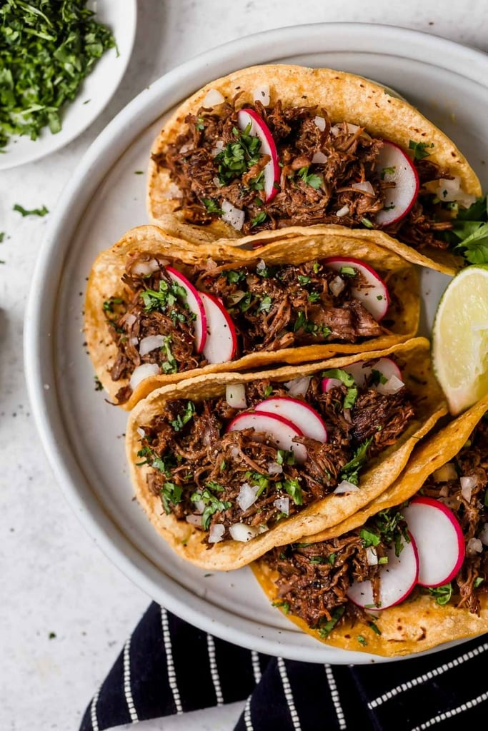 Recipe for a Crowd: Barbacoa Beef Tacos