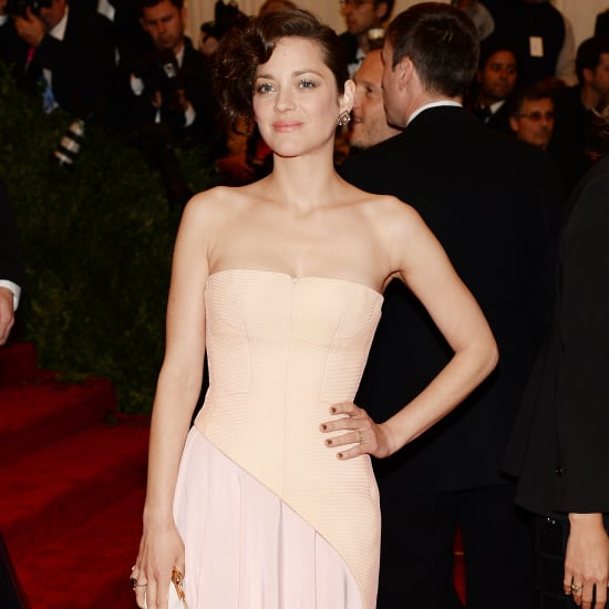 See Marion Cotillard in Christian Dior at the Met Gala 2013