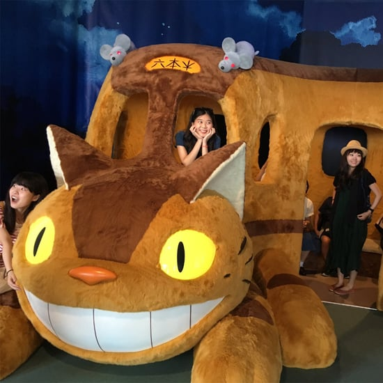 Studio Ghibli Exhibit in Japan