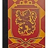 Gryffindor Notebook ($3)