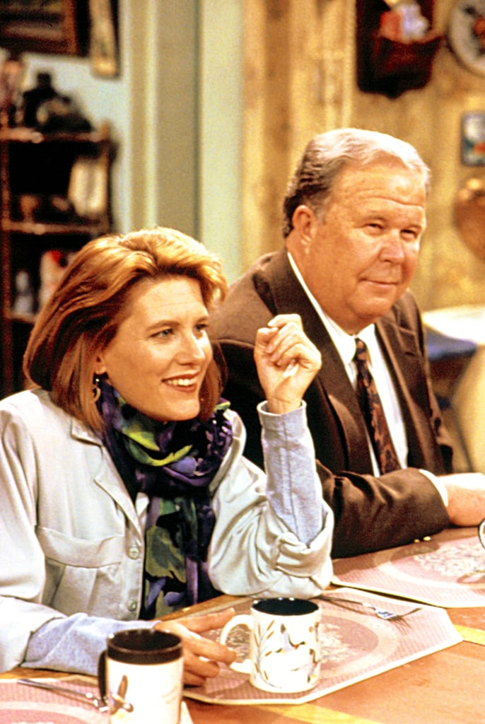 Image result for roseanne - crystal and ed