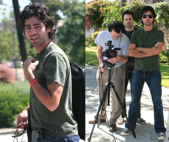 Adrian Grenier Is Still a Documentarian