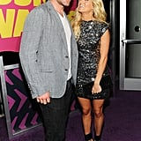 Carrie only had eyes for Mike during a 2012 appearance at the CMT Music Awards in Nashville.