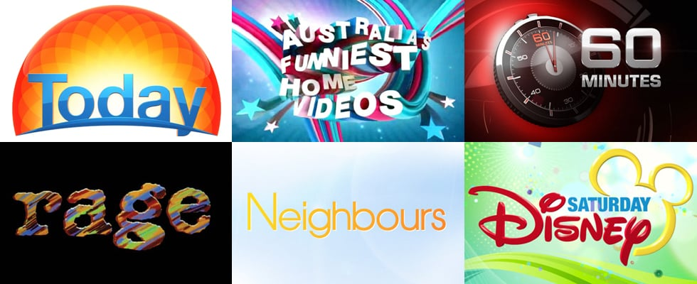 Longest-Running Australian TV Shows Neighbours 30th Birthday
