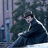 Joseph Gordon-Levitt plays Robert Todd Lincoln, the president's son.