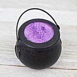 Purple Glitter Bath Bomb