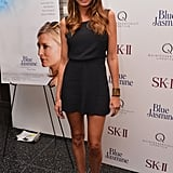 At the MoMA premiere for Blue Jasmine, Dominique Piek caught our eye in a sleek LBD.