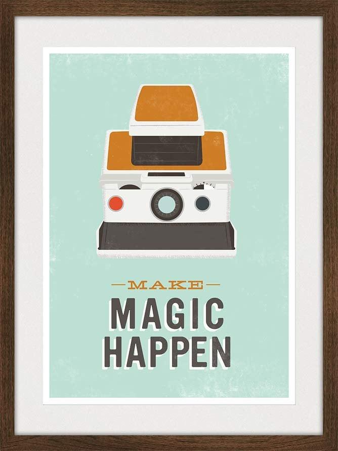 Make magic happen ($22)