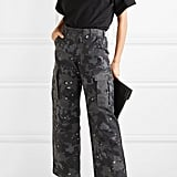 Kith Jaden Camouflage-Print Cotton-Canvas Wide-Leg Pants