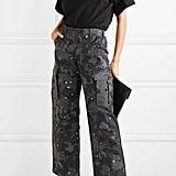 Kith Jaden Camouflage-Print Cotton-Canvas Wide-Leg Pants