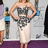 Amber Heard in Cynthia Rowley
