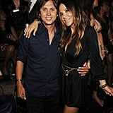 Jonathan Cheban and Robin Antin joined Kim in Las Vegas.