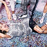 Miley Cyrus For Converse Collaboration
