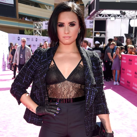 Demi Lovato's Look at Billboard Music Awards 2016