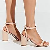 Stella Thin Strap Heel