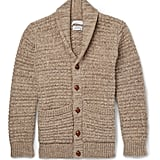 Richard James Wool Shawl-Collar Cardigan