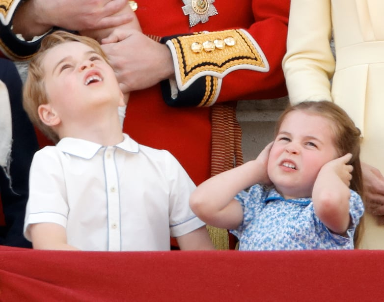 20 Times Princess Charlotte Proved Toddlers Rule the World