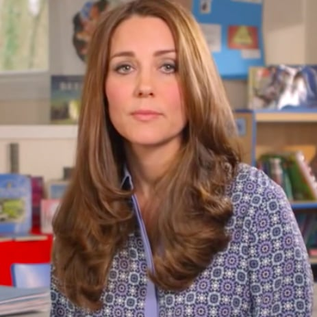 Kate Middleton Makes a YouTube Video