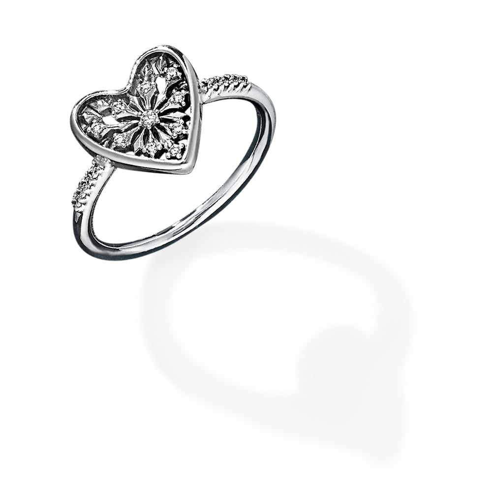 Hearts of Winter Ring, $69.