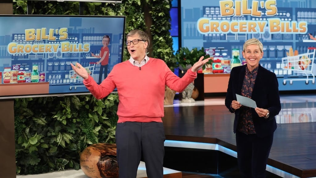 Bill Gates Struggled to Guess What Everyday Items Cost