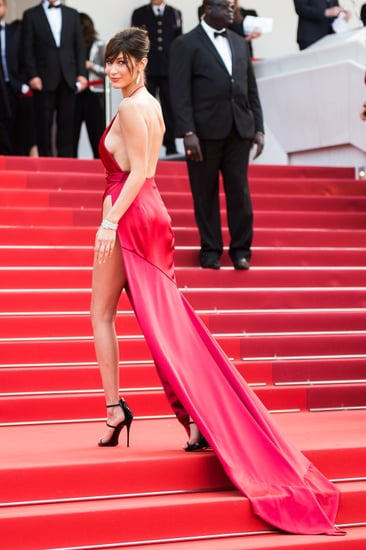 Bella Hadid's Alexandre Vauthier Dress at Cannes 2016