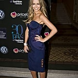 Lara Bingle at the 30 Days of Fashion and Beauty Event